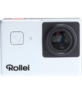 ROLLEI ACTIONCAM 525 SILVER, 4K WIFI 40 METERS