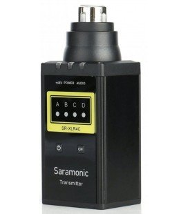 SARAMONIC SR-XLR4C DRAHTLOSER SENDER