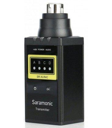 SARAMONIC SR-XLR4C TRANSMISOR INALAMBRICO