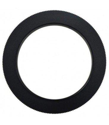 Anillo de versión 52mm-52mm 52-52 anillo adaptador de filtro paso para arriba usado