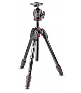 MANFROTTO MK190GOC4-BHX TRIPOD 190GO CARBON 4 SECTIONS
