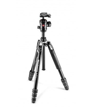 MANFROTTO BEFREE  MKBFRTA4GT-BH GT TRAVEL CON ROTULA ESFERICA