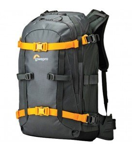 LOWEPRO WHISTLER BP 350 AW GRIS SAC À DOS GRIS