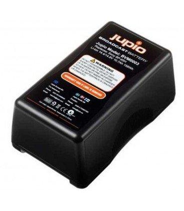 JUPIO BATERIA V MOUNT 14.4V 6600MAH D TAP USB