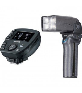 NISSINA  MG10 + ARIA 10S FLASH FLASH WIRELESS NIKON