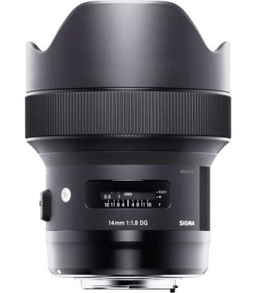 SIGMA 14MM F/1.8 DG HSM ART SONY E