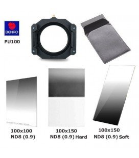 BENRO KIT FILTERS 100 RESIN FU100