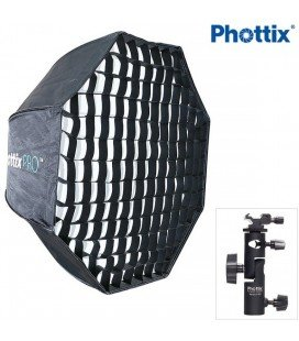 PHOTTIX PARAGUAS SOFTBOXEASY UP OCTA 80CMS (P82485)