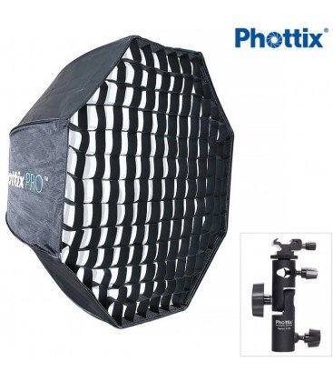 PHOTTIX PARAGUAS SOFTBOXEASY UP OCTA 80CMS (P82485)
