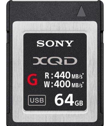 SONY XQD-TARJETA SERIE G 32GB 440MB/s