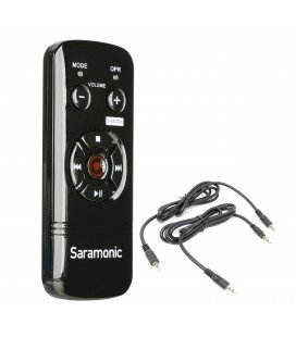 SARAMONIC RC-X REMOTE CONTROL ZOOM AND AUDIO SONY RECORDERS