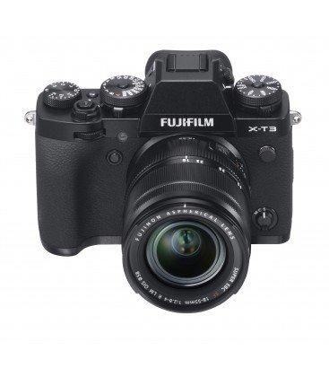 FUJIFILM X-T3 + OIS XF 18-55mm f / 2.8-4 R LM BLACK