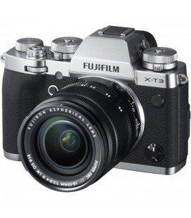 FUJIFILM X-T3 + OIS XF 18-55mm f / 2.8-4 R LM SILVER ARGENT
