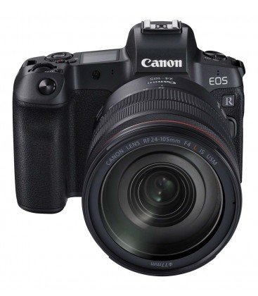 CANON EOS R + RF 24-105/F4 L IS USM