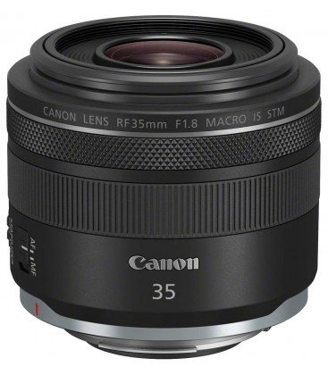 CANON  RF 35MM f/1.8 IS MACRO STM + FREE 1 YEAR VIP MAINTENANCE SERPLUS CANON