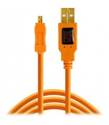 TETHER TOOLS TETHER PRO 2.0 USB A MACHO A  MINI B MACHO