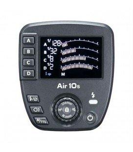 NISSIN TRANSMITTER PRO RF TTL AIR 10s P/ FUJIFILM
