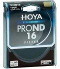 HOYA PRO ND16 D82MM FILTRO GRIS NEUTRO