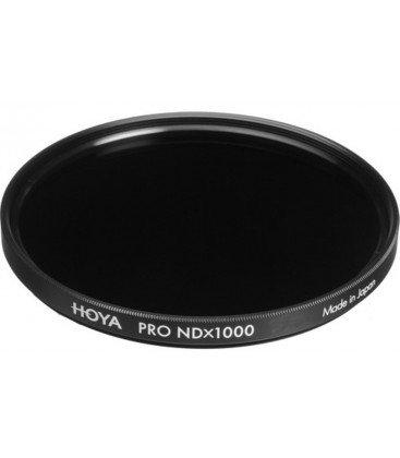 HOYA PRO ND1000 55MM FILTRO GRIS NEUTRO PRO