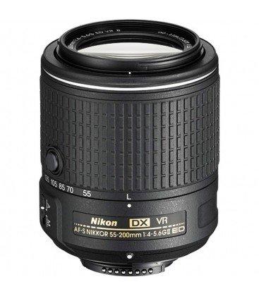 NIKON AF-S DX 55-200mm f4.0-5.6 G ED VR II