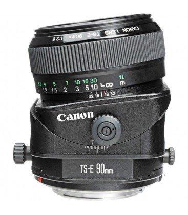 CANON TS-E 90MM F/2.8 TILT SHIF PRO PARTNER