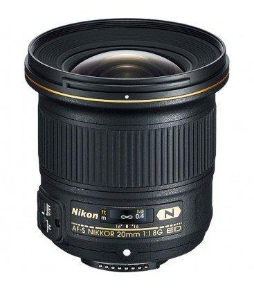 NIKON AF-S  20mm f/1.8G ED