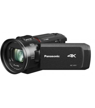 PANASONIC HC-VF1E CAMARA DE VIDEO 4K