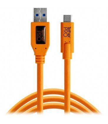 TETHER TOOLS TEHTER PRO USB TIPO C A USB 3.0' MACHO TIPO A