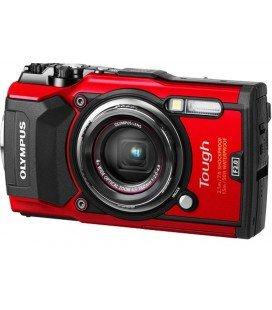 OLYMPUS COMPACT TOUGH TG-5 (15Mts.) RED 4K