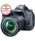CANON OS 6D MARK II + 24-105/3.5-5.6 IS STM + GRATIS 1 YEAR MAINTENANCE VIP SERPLUS CANON