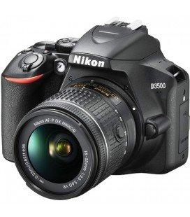 NIKON D3500 + 18-55 VR + REFLEX SLEEVE