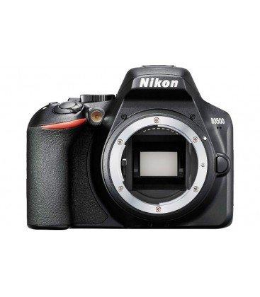 NIKON D3500 + 18-55 VR