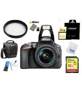 NIKON D5600 + 18-55 VR BASIC PACK
