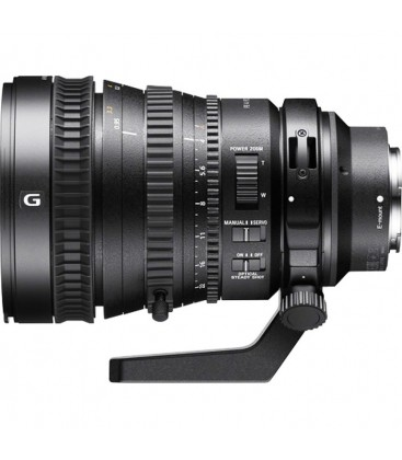 SONY FE PZ 28-135mm F/ 4 G OSS SELP28135 4K CINE-Objektiv