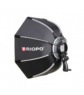 TRIOPO 65CMS WINDOW SOFTBOX SPEEDLIGHT