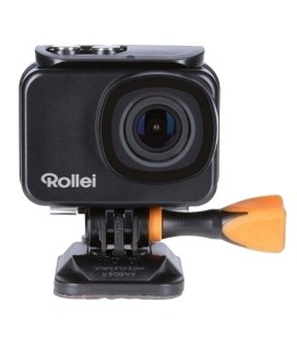 ROLLEI ACTION CAM 550 TOUCH NERO 4K 160º 4K 160º 40M WIFI