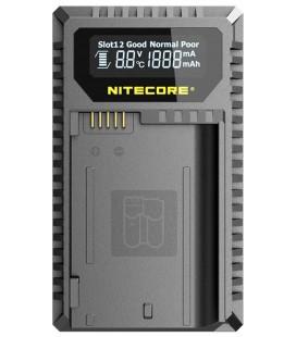 CARICABATTERIE NITECORE UNK2 NIKON EN-EL15 DUAL (2BATTERIE 1 USB)
