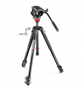 MANFROTTO MVK500 + 190XV Aluminium VIDEO KIT