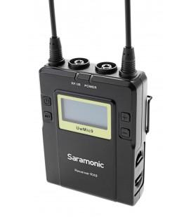 SARAMONIC RX9 RECEPTOR 2 CANALES PARA UWMIC9