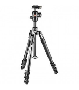 MANFROTTO MKBFRLA4B-BHM Stativ 2N1 BEFREE with patella 494