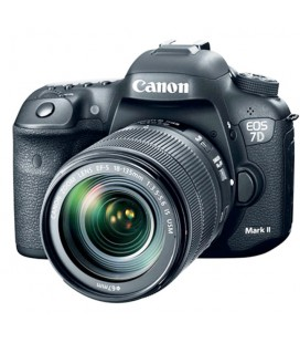 CANON EOS 7D MARK II + 18-135MM È USM