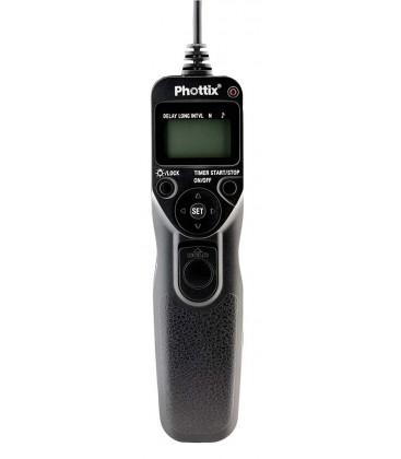 PHOTTIX REMOTE CONTROL TR-90 C6 P/CANON 350D-400D-450D-500D-1000D
