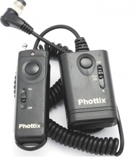 PHOTTIX CLEON W-R S6 WIRELESS P/SONY 100-200-300-300-350-750-700