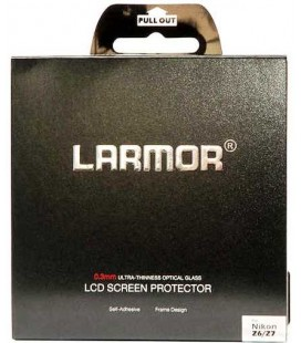 GGS LARMOR LCD-Bildschirm PROTECTOR für NIKON Z6/Z7