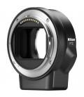NIKON Z6 + 24-70mm + FTZ Adapter