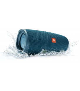 JBL CHARGE 4 Lautsprecher wasserdicht BLUETOOTH-Blue
