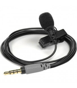 Surround microphone SMARTLAV + lapel P/smartphones with TRRS connection