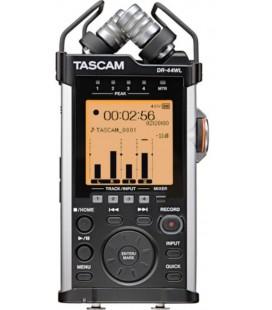 TASCAM DR-44WL tragbarer Rekorder mit WIFI
