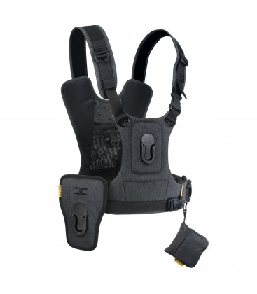 COTTON CARRIER HARNESS G3 147 - BLACK