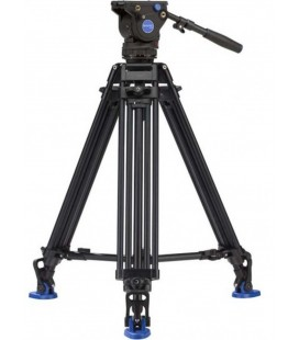 BENRO BV6PRO TRIPODE VIDEO DOBLE ALUMINIO